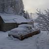 Roslyn Winter Scene