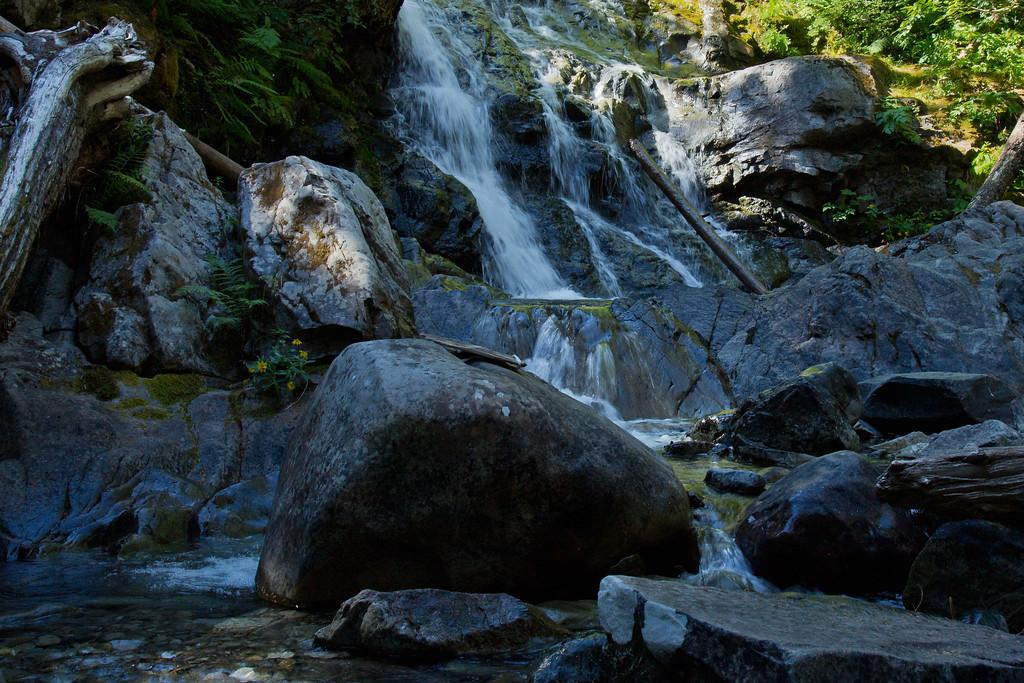 Lower Hidden Falls 2