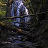 Cascade Falls, Orcas Island