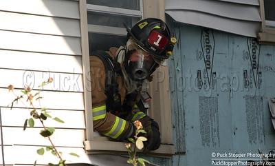 3 Alarm House Fire - 38 Lockwood Ave, Stamford, CT - 12/01/16