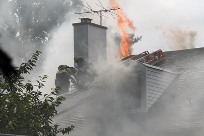 3 Alarm Structure Fire - 12 Elm Rock Rd, Bronxville, NY -
