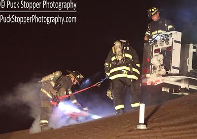 4 Alarm Condo Fire - Brigid Flanagan Drive, Purchase, NY - 9/5/16