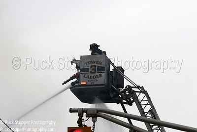 5 Alarm Building Fire - 1321 JFK Blvd, North Bergan, NJ - 12/21/16