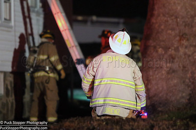 House Fire - 77 Colonial Rd, Stamford, CT - 12/26/16