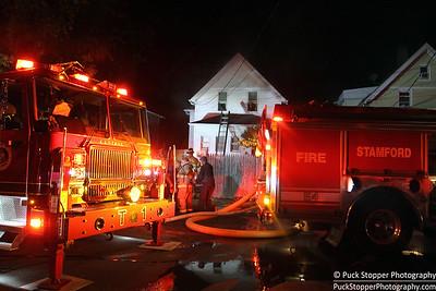 Structure Fire - 82 Warren St, Stamford, CT - 11.03.16