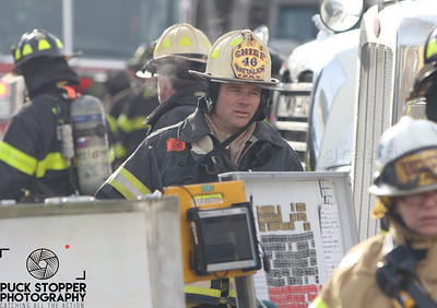 FDNY 2nd Alarm Scrap Yard Fire at 46-26 Metropolitan Ave. Dec 31, 2017  Photos by Jon Tenca, see more at http://www.puckstopperphotography.com/p255552546
