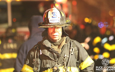 Fatal 5 Alarm Structure Fire - 2363 Prospect Ave, Bronx, NY - 12/28/17