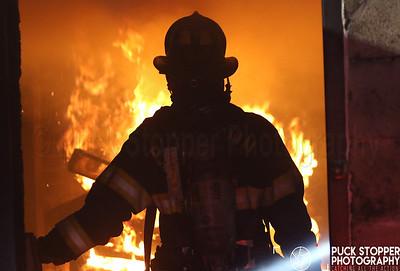 Live Burn - Stamford Vol Live Burn, Darien, CT - 8/28/17