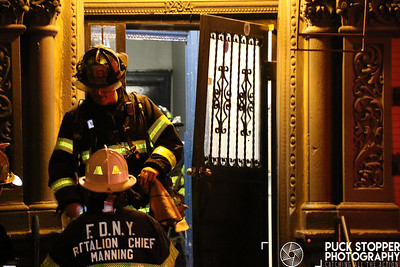 Structure Fire - 1234 Fulton Ave, Bronx, NY - 6/14/17