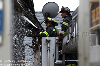 Structure Fire - 173 Whitney Ave, Bridgeport, CT - 3/24/17