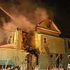 """Mount Vernon FD working a second alarm house fire at 18 South 13th Ave. Feb 2, 2018.<br /> <br /> Photos by Jon Tenca, see more at <a href=""""http://www.puckstopperphotography.com/p295628746"""">http://www.puckstopperphotography.com/p295628746</a>"""