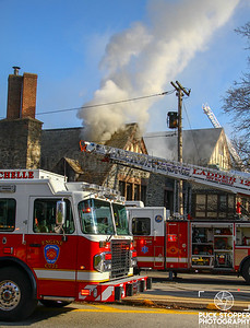 3 Alarm Church Fire - 50 Lockwood Ave, New Rochelle, NY - 12/27/18
