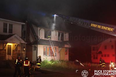 Box Alarm -  3528 Dickerson Ave, Detroit, MI - 7/4/18