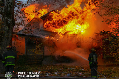 Box Alarm - East Arizona and Brush, Detroit, MI - 11/9/18