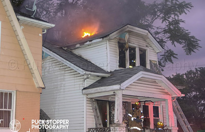 Box Alarm Second Time - 19260 Hanna St, Detroit, MI - 7/5/18