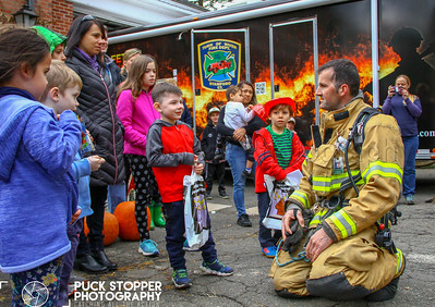 Open House - Long Ridge VFD, Stamford, CT - 10/13/18