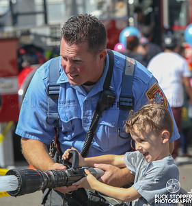 Open House - Norwalk FD, Norwalk, CT - 9/29/18