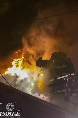 3 Alarm Dwelling Fire - 186 Kenilworth Blvd, Kenilworth, NJ - 3/22/19