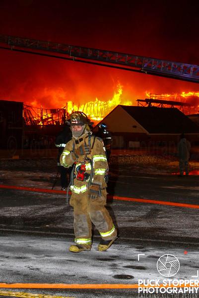 Elmwood Park, NJ 9th Alarm + Marcal Paper Fire
