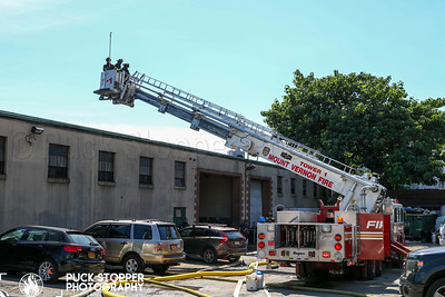 Commercial Building Fire - 286 West Lincoln Ave, Mount Vernon, NY - 7/15/19