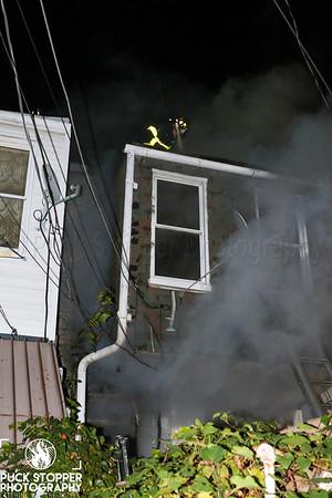 Dwelling Fire - 609 N Robinson, Baltimore, MD - 10/18/19