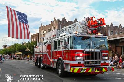 Fireman's Parade - Mamaroneck, NY - 7/3/19