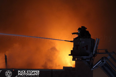 General Alarm Apartment Building Fire - 15 Parkview Ave, Yonkers, NY - 3/13/19
