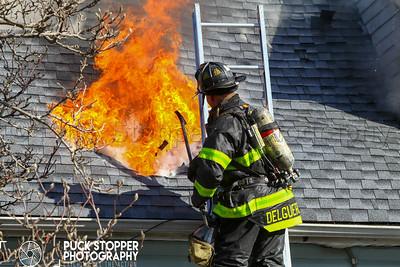 House Fire - 5 Johnston St, Mount Vernon, NY - 2/25/19