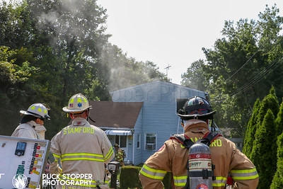House Fire - 668 High Ridge Road, Stamford, CT - 8/17/19