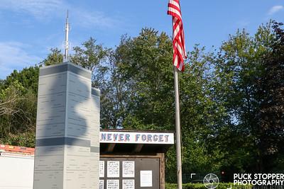 Memorial Shoot - Stamford FD 9/11 Memorial, Stamford, CT - 9/11/19