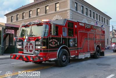 Parade - Pleasantville Firemans Parade, Pleasantville, NY - 5/31/19