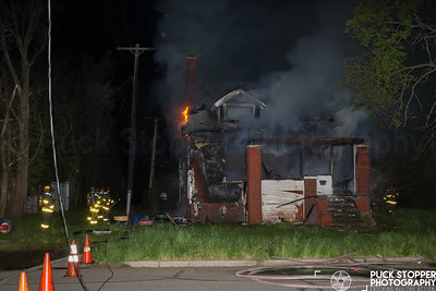 Vacant Dwelling Fire - 15114 Wildemere St, Detroit, MI - 5/10/19