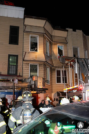 3 Alarm Dwelling Fire - 1241 Hancock St, Brooklyn, NY - 3/31/20