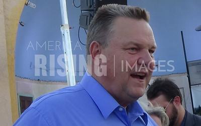 Jon Tester At Last Best Outdoors Fest In Livingston, MT