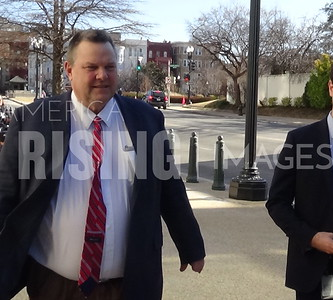 Jon Tester In Washington, DC