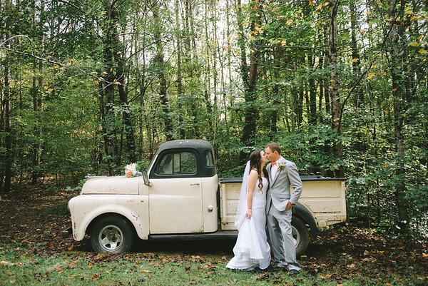 Jon and Hannah Wedding