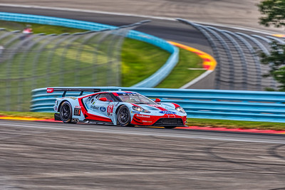 2019 Sahlen 6 Hours at the Glen @ Watkins Glen International - Richard Westbrook, and Ryan Briscoe in the #67 Ford GT - Ford Chip Ganassi Racing