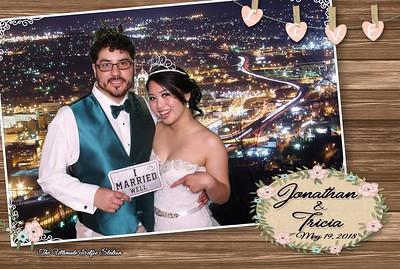 Jonathan & Tricia Wedding