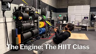 The Engine Trailer