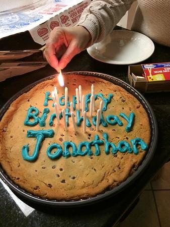 jonathan's birthday 2016