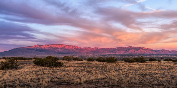 Sandia Sunset