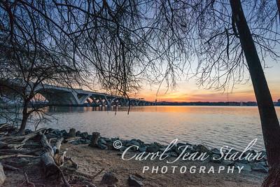 Jones Point Park Sunrise