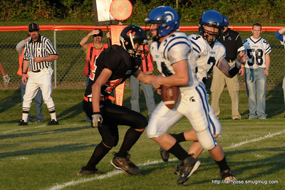 Jonesville vs Springport Football