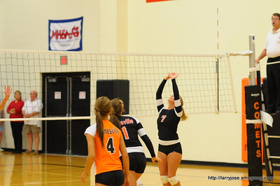 Jonesville at Sue Carlisle Volleyball Tournament