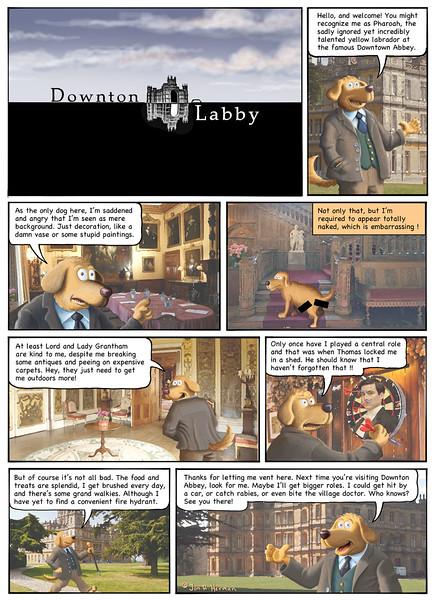 Downton Labby