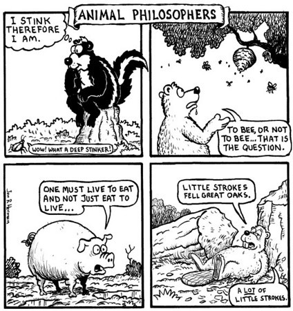 Animal Philosophers