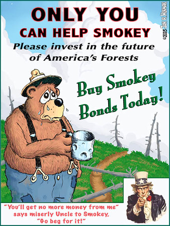 Buy Smokey Bonds!
