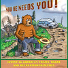 Smokey Needs You
