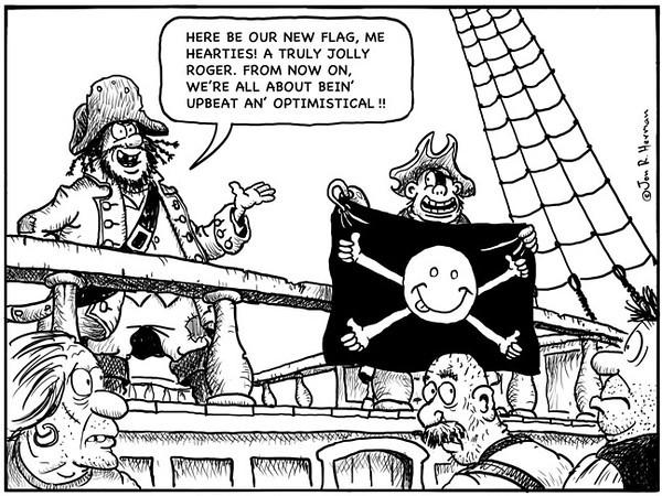 The True Jolly Roger