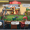 Snakes Playing Poker